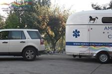 Ambulanza Equina Horse Emergency: Produzione, vendita e noleggio