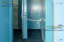 Sala Anestesia con Travaglio Induzione per Grandi Animali