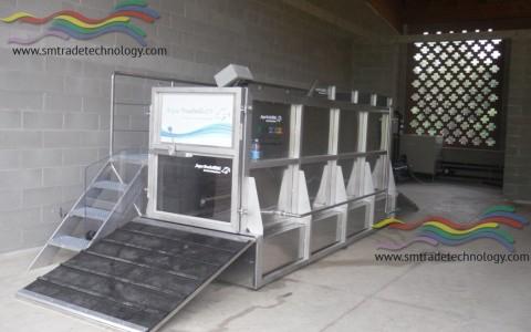 Watertreadmill for Horses –  Tappeto mobile in acqua per cavalli AcquatreadmillSpa