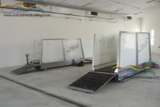 Tappeto mobile per cavalli – Treadmill for horse