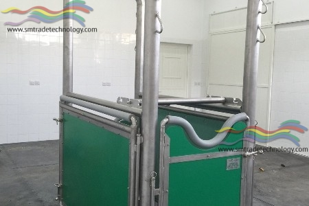 Gynecological and Ultrasound – HORSE STOCK BOX  PADDED